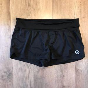 🌸2/$30🌸 cute Roxy shirts/swim shorts